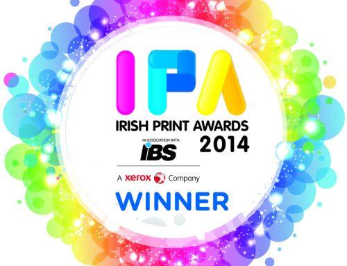 Watermans Printers Scoop Two Top Awards at Irish Print Awards 2014