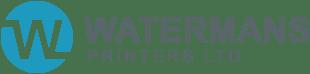 Watermans Printer Logo